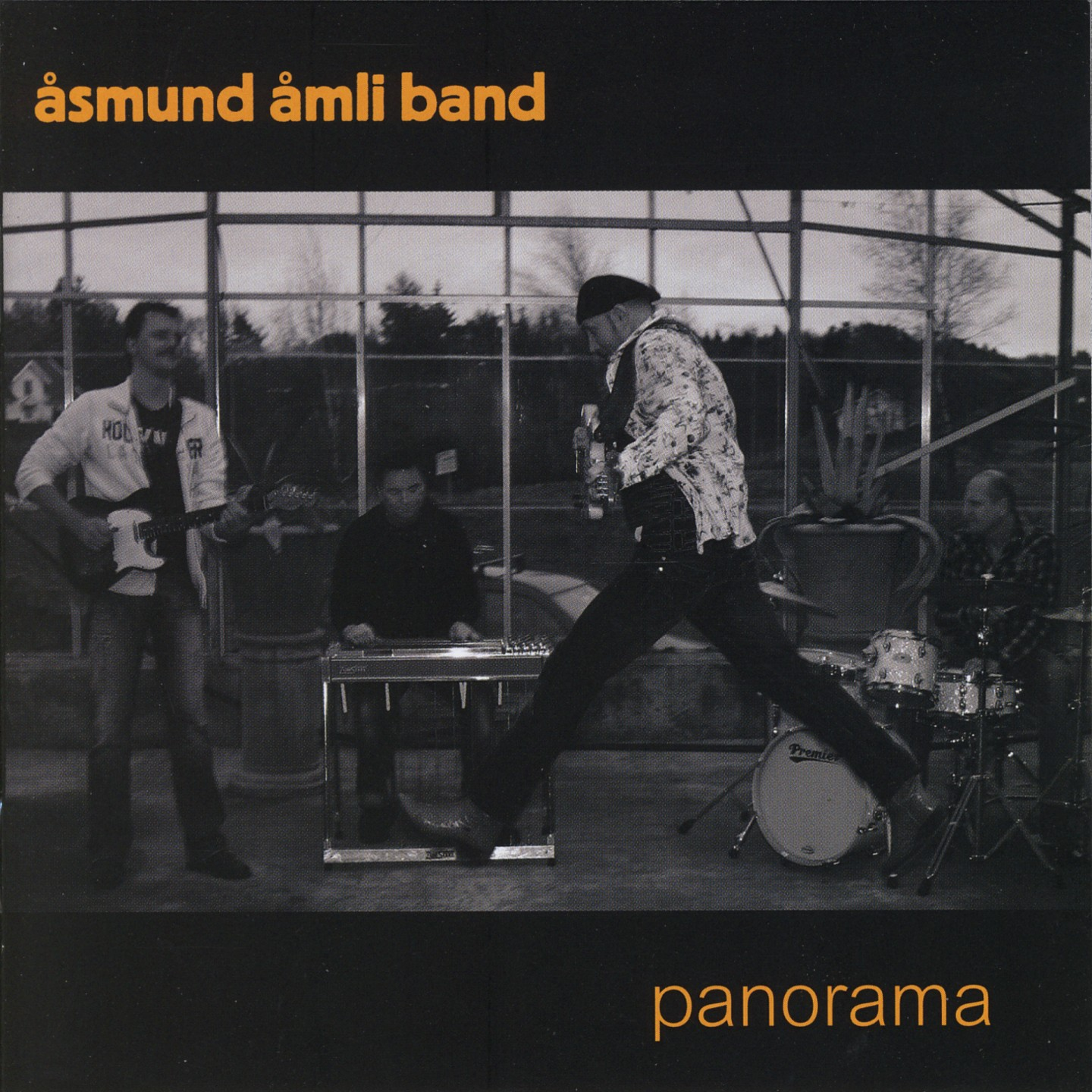 Åsmund Åmli band «Panorama»
